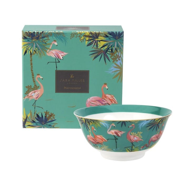 Flamingo Candy Bowl,  15cm
