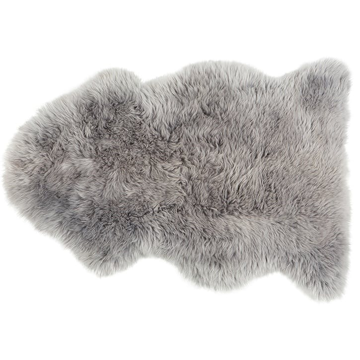 Linn Sheepskin, Grey