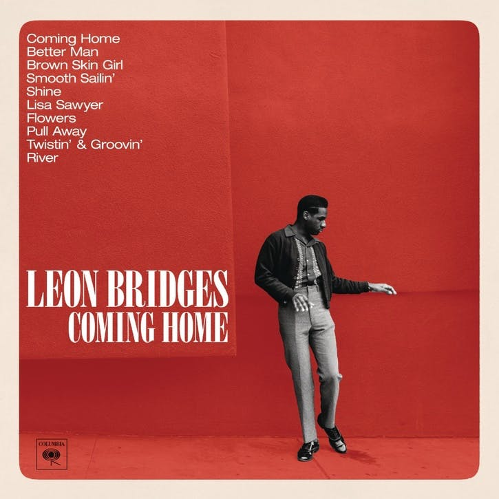 "Leon Bridges, Coming Home 12"" Vinyl"