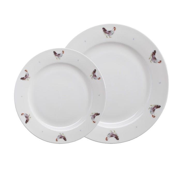 'Chicken' Side Plate