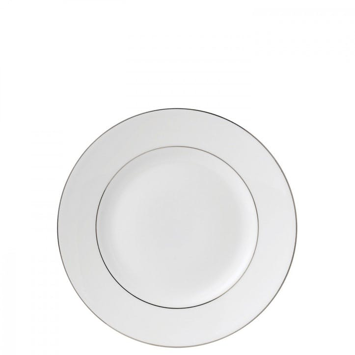 Signet Platinum Side Plate, 20cm