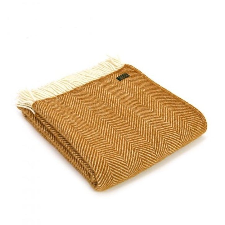 Fishbone Throw; English Mustard
