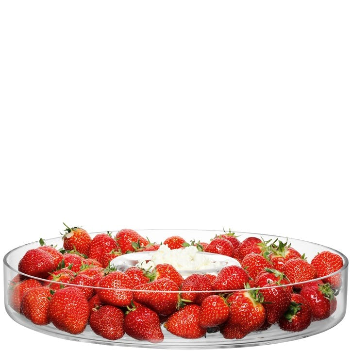 LSA Serve Circle Platter