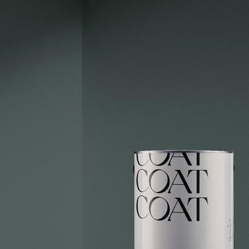 Flat Matt Wall & Ceiling Paint, Adulting Dark Greyish Teal 2.5L