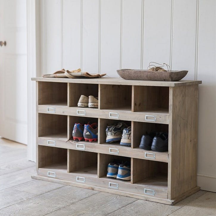 Chedworth 12 Shoe Locker