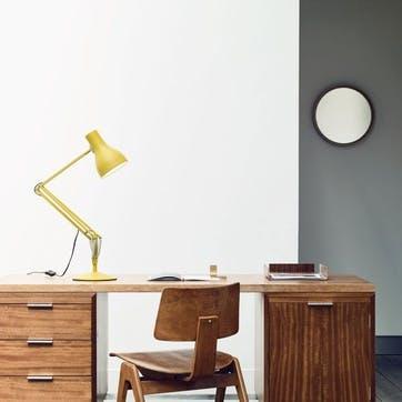 Type 75 Margaret Howell Desk Lamp, Ochre