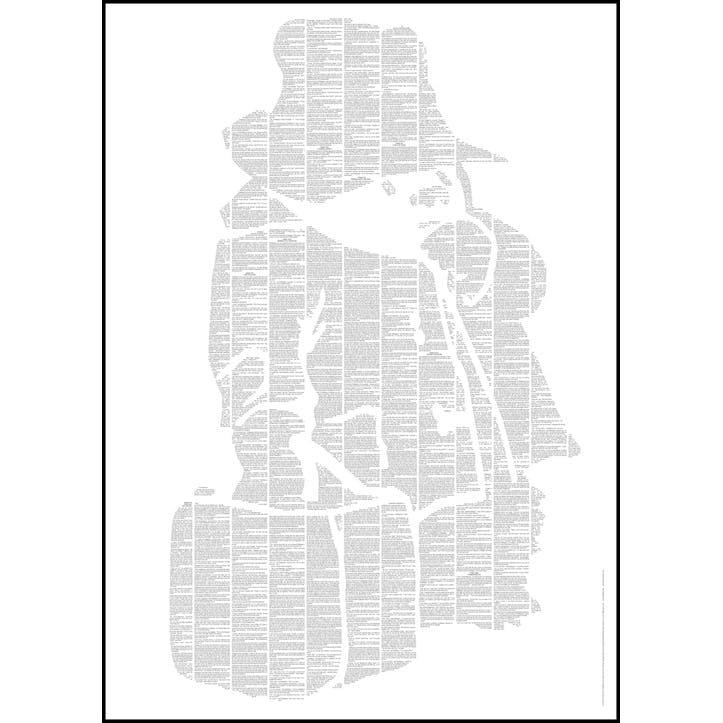 A Bear Called Paddington Print