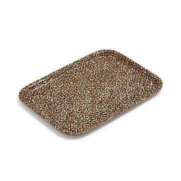 Birch Tray, Leopard