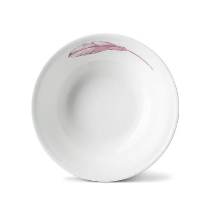 Flamingo Feather Cereal Bowl