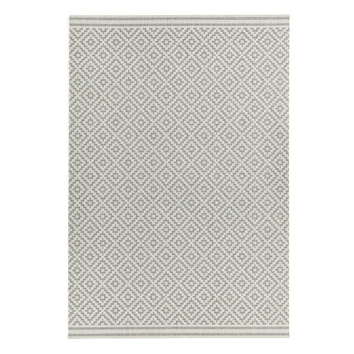 Patio Rug, 1.2 x 1.7m, Diamond Grey