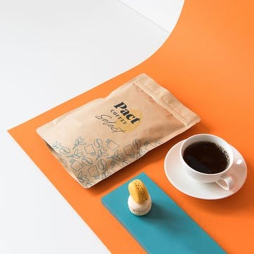 £25 Pact Coffee Gift Voucher
