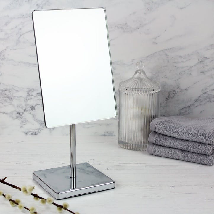 Bathroom Mirror, Square