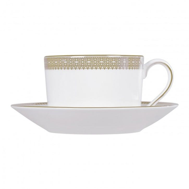 Lace Gold Teacup