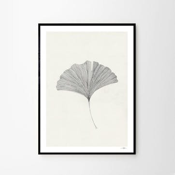 Grinko Leaf, Ana Frois Art Print