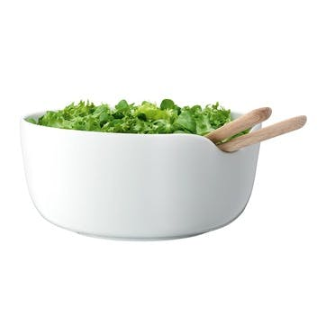 LSA Dine Bowl & Oak Servers