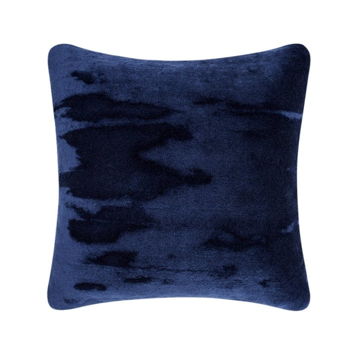 Soft Cushion, Blue