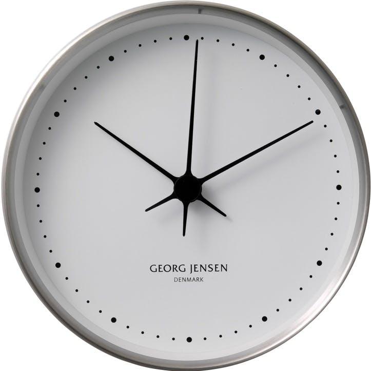Koppel Wall Clock, Stainless Steel, 22cm