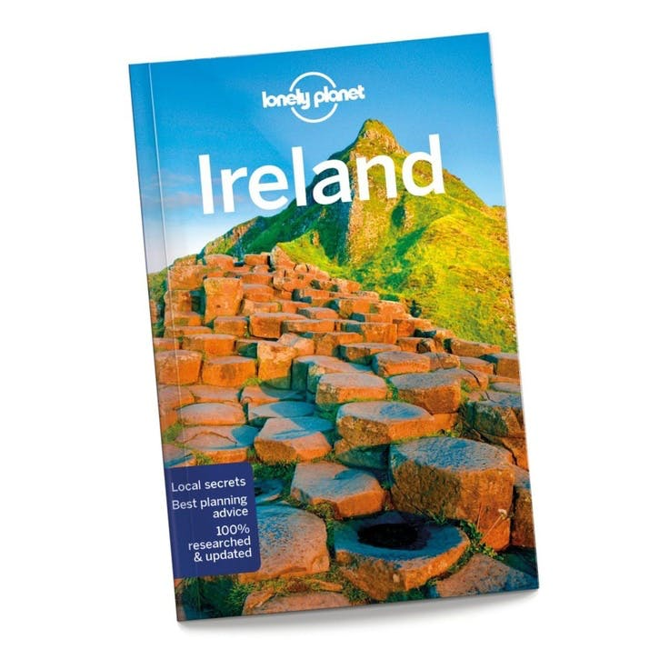 Lonely Planet Ireland, Paperback