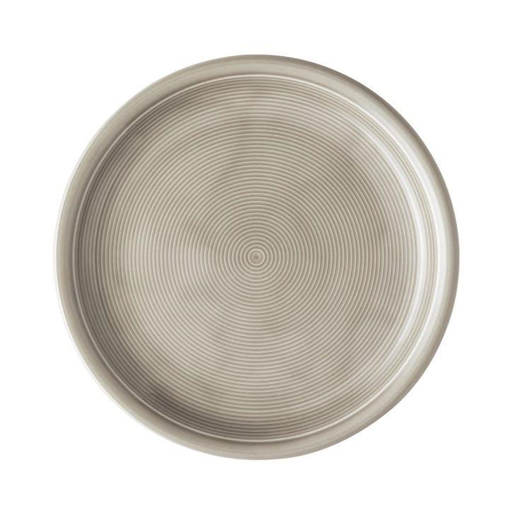 Trend, Side Plate, 20cm, Moon Grey