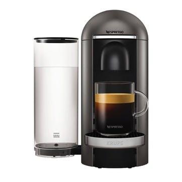 Vertuo Plus Coffee Machine; Titanium