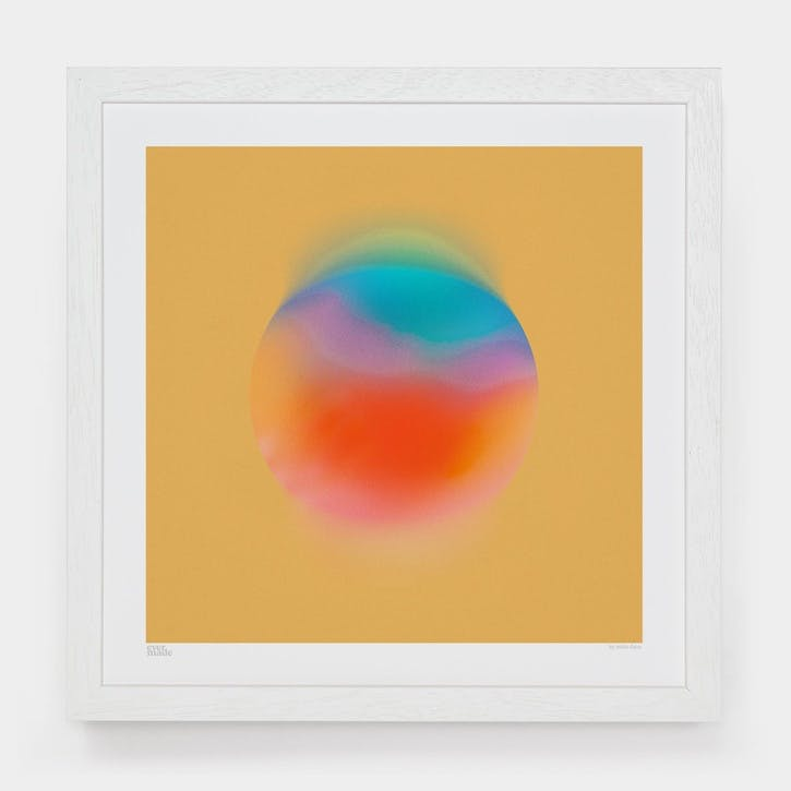 Milla Ódor, Sunrise Art Print, Unframed, Small