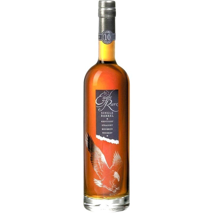 Eagle Rare Single Barrel 10 Year Old Bourbon 45%