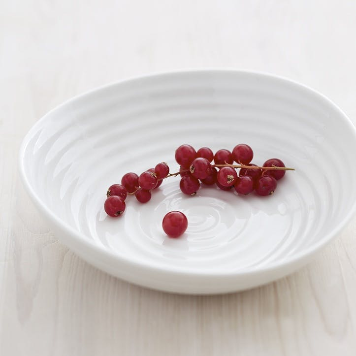 Statement Bowl - Large; White