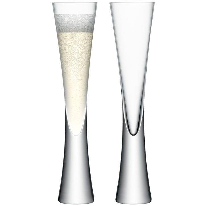 LSA Moya Champagne Flute, Set of 2