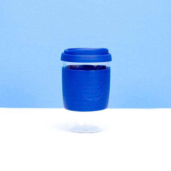 Winter Bondi Blue Cup, 12oz