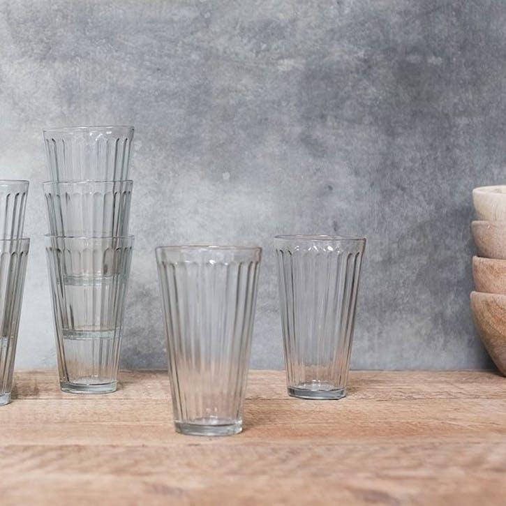 Agar Glass Set - Large