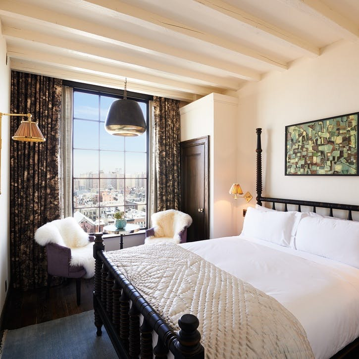 A voucher towards a stay at The Ludlow for two, New York, USA