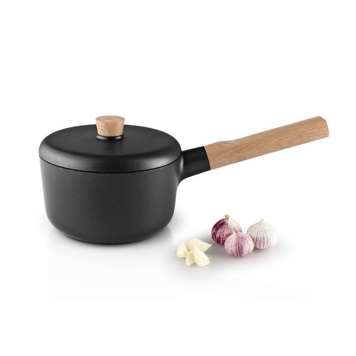 Nordic Kitchen Saucepan - 1.5L, Black