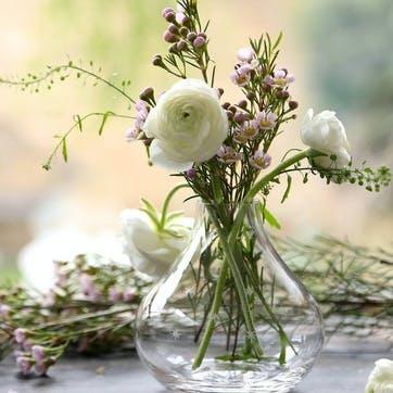 Stars Crystal Vase