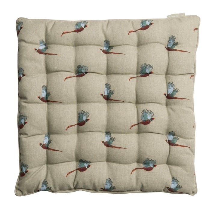 'Pheasant' Chair Pad
