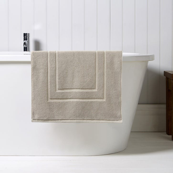 Brixton Shower Mat, Pebble