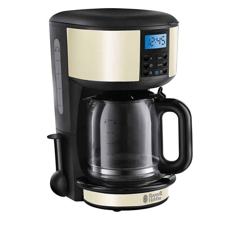 Legacy Digital Coffee Machine; Cream