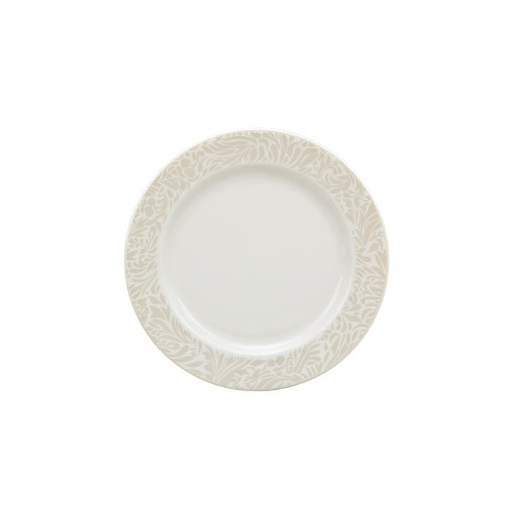 Lucille Gold Small Plate, 17cm