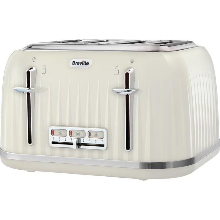 Impressions Toaster; Cream