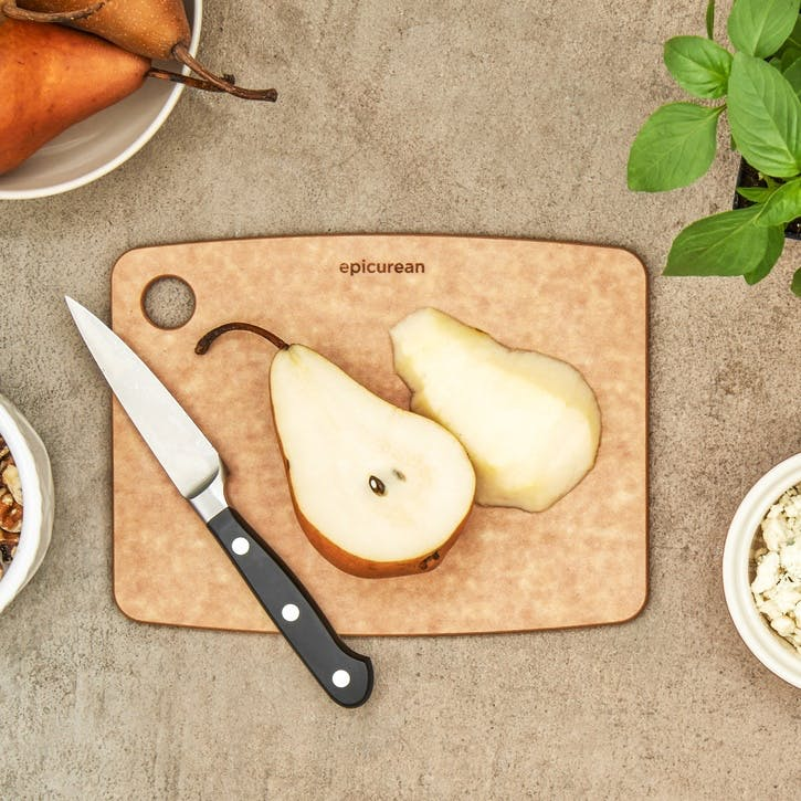 Chopping Board, L20 x W15cm, Natural