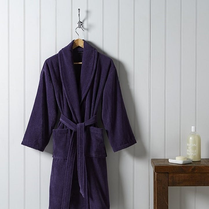 Supreme Supima Hygro Thistle Bath Robe, Small