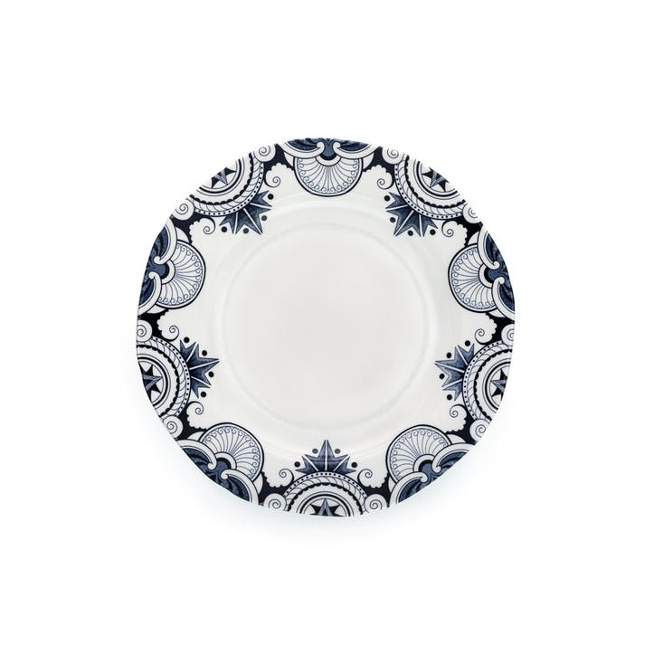 Ink Blue Palisade Side Plate