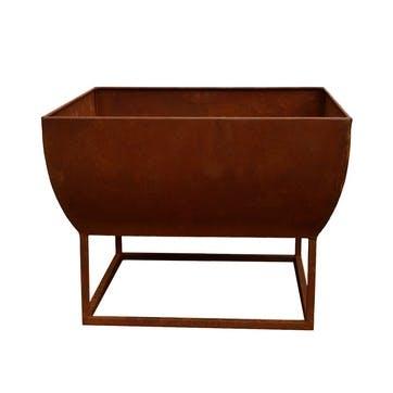 Windermere, Outdoor Firebowl, Rust