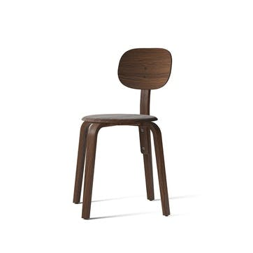Afteroom, Dining Chair, H82 x W57 x D61cm, Dark Stained Oak