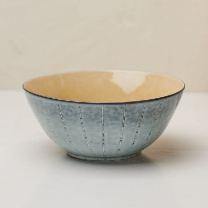 Bao Serving Bowl; Mustard