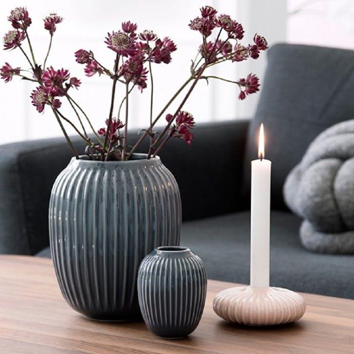 Hammershøi Candle Holder, Mini, Rose