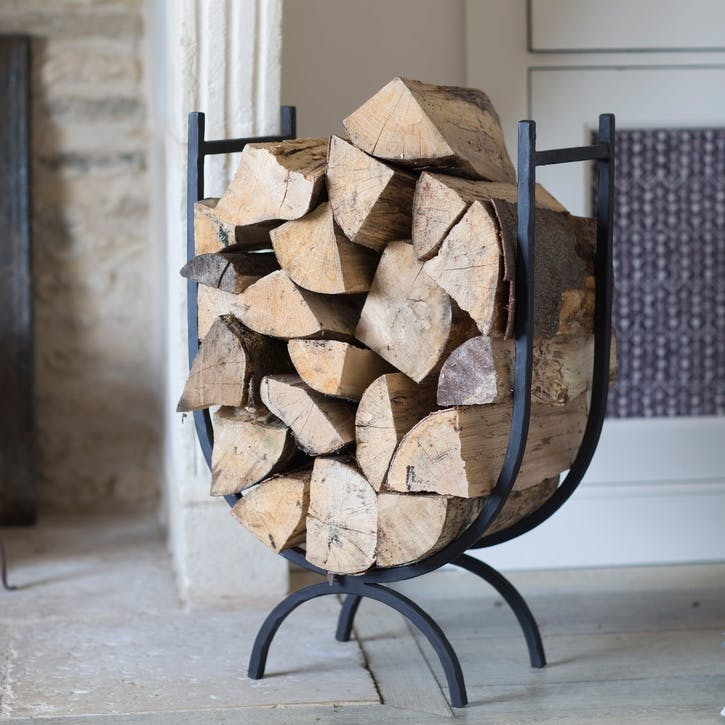 Log Holder, Large