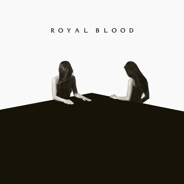 "Royal Blood, How Did We Get So Dark? 12"" Vinyl"