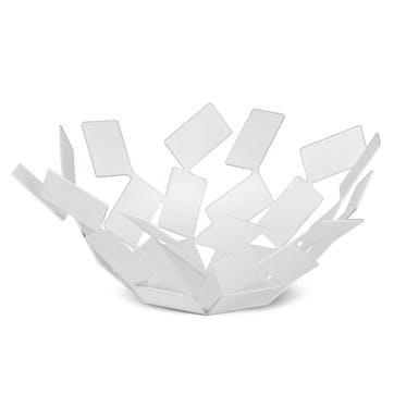 La Stanza Dello Scirocco Fruit Holder; White