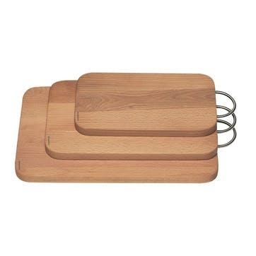 Chopping Board, Large, Wood