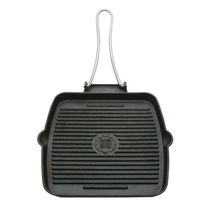 Solutions Folding Handle Square Chargriller